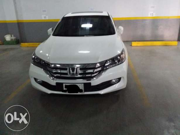 Almost New Honda Accord 2016 for LEASE TRANSFER الرياض -  1