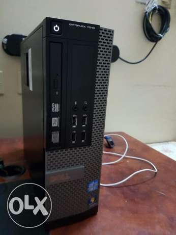 Dell Optiplex 790 Desktop Computer (Core i5,4Gb,500Gb)