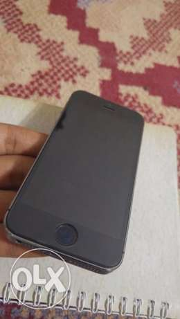 iphone 5s FU 32GB black