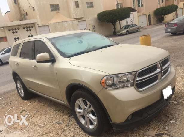 Dodge Durango 2012 Model Non-Accident - Excellent Condition for Sale