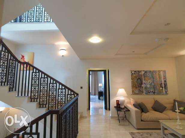 Luxurious villa in palm jumeira dubai 4bedroom +maidroom/driver الغاط -  4
