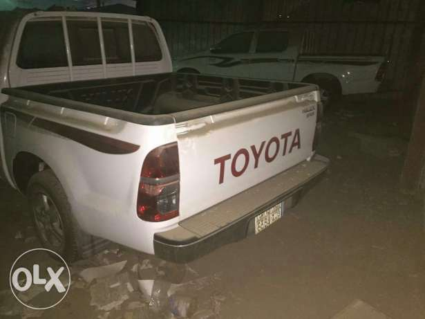 Toyota Hilux 2014 for sale zero جدة -  5