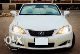 Lexus IS 300C convertible