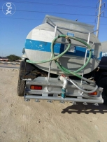 International water tanker