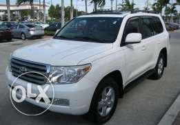 Fairly used for sale 2013 Toyota Land Cruiser.