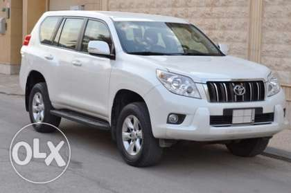 I would like to sell my toyota land crusier prado.it is uegent الرياض -  1