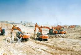 We are subcontractors for Excavation & Deportation of buildings, trenc