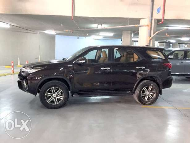 Toyota Fortuner Free