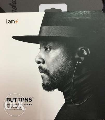 i.am+ bluetooth earphones