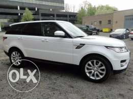 Range Rover Sport supercharged 2015 in Riyadh