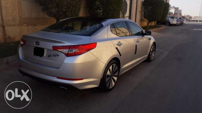 KIA OPTIMA 2011 Full option for sale الرياض -  6