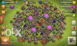 Clash of clans + boom beach + clash royale + hay day + king of thieves