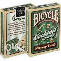 Bicycle Cocktail Cards