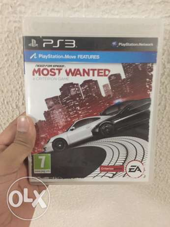 شريطmost wanted سوني ٣