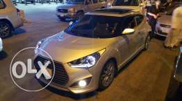 Hyundai Veloster Turbo 2016. Special offer due to final exit