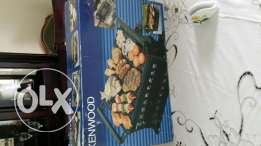 Electric grill Kenwood.