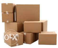 Carton for packing