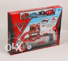 CARS 2 Disney Garage Playing Set - 29pcs