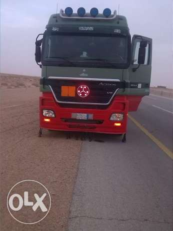 Very good condition and new truck سكاكا -  2