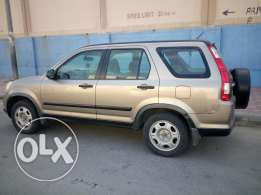 Honda CR V , 2006 model , Sale