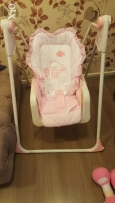 Baby Swing and high chair
