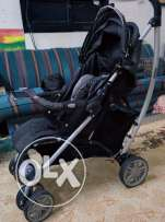 Graco Stroller in very good condition. 2 days in Jeddah from 24Feb