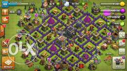 clash of clanes TH9