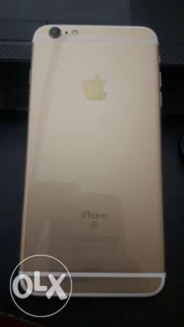 Ipone 6s. 64gb. Gold with FaceTime