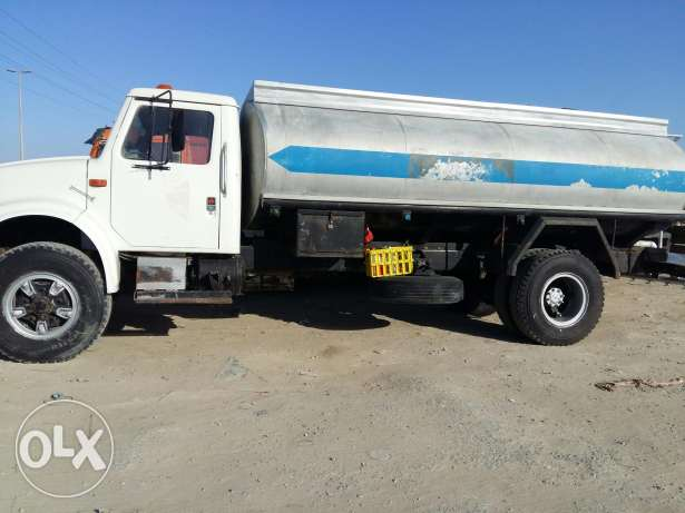 For sale for rent water tanker