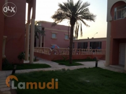 Furnished family villa for rent near to Hyperpanda, Rakah