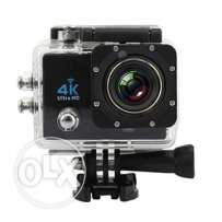 4k action camera with wifi connection 30m under water