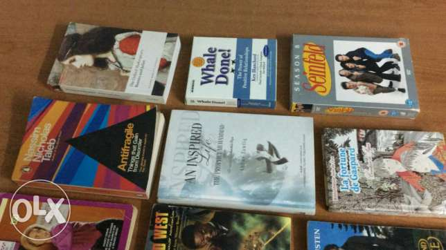 Set of foreign language books and CD's الرياض -  2