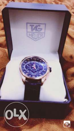 Tag heuer watch sls model grand carrera
