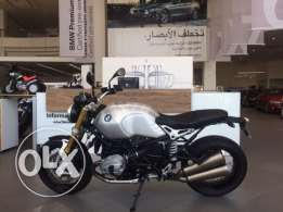 BMW R9T 2016 only 300km