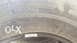 Tyres, Size P265/70R18