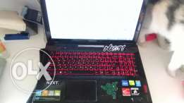 Gaming laptop lenovo y510p