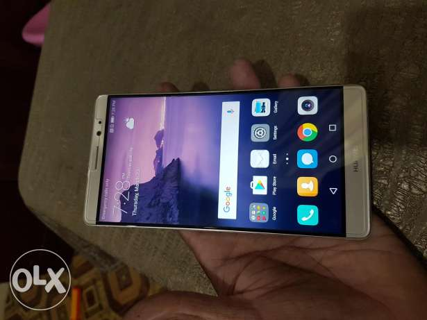Huawei mate 8 64gn 4gb ram like New condition