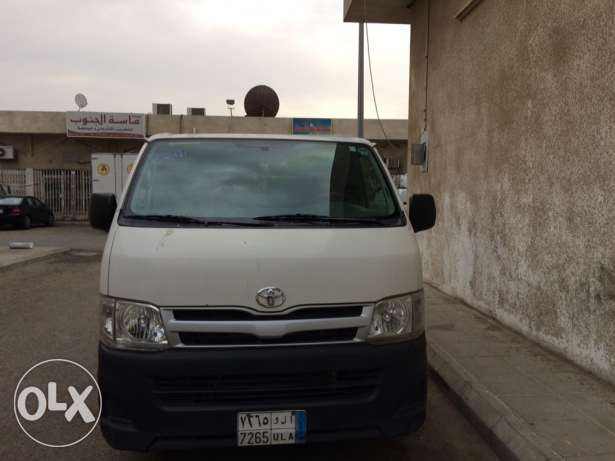 Toyota Hiace 2012 For sale in very hood condition
