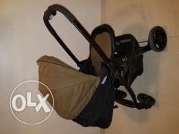 Graco evo with car seat