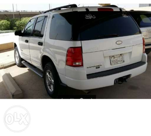 Ford Explorer-Excellent Condition-145000 KM Low Run Car