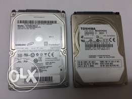 2 HDD for laptop or data