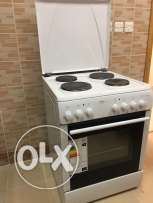 electrical freestanding cooker