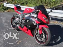 2012 Kawasaki ninja ZX-6R for sale