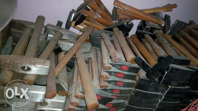 Wholesale hammer sets as cheap as 12SAR per peice
