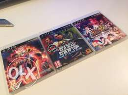 4 PS3 games - like new
