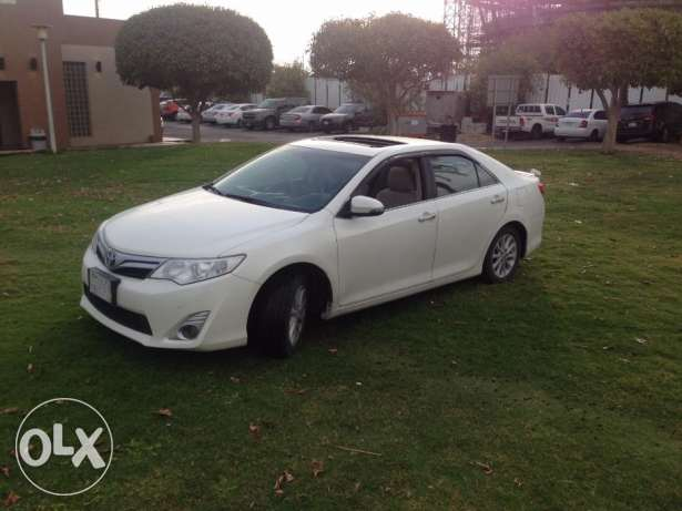 Toyota Camry 2015 on rent 3000/month for 4 months