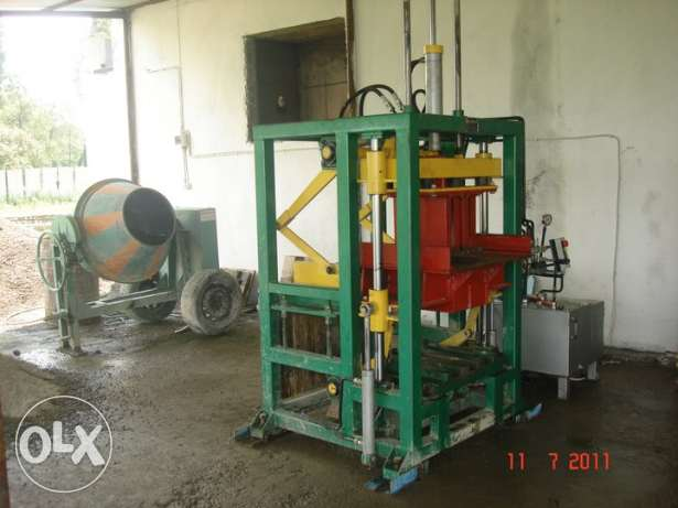 small machine block hyrolıc systm for sale