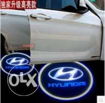 Car Door Projector logo lights (Toyota, Honda,Nissan)With Free Delivry