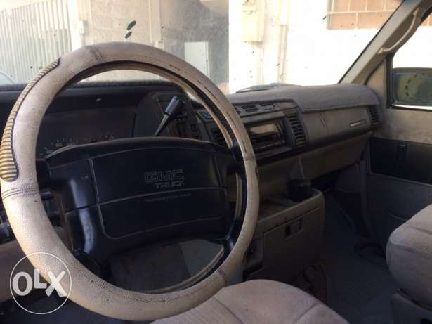 Gmc Safari للبيع