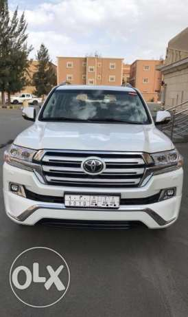 Toyota Land Cruiser 2016 VX-S 5.7